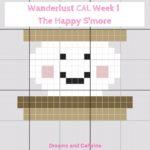 Wanderlust CAL Week 1 - The Happy S'more