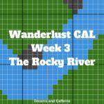 Wanderlust CAL Week 3 Rocky River