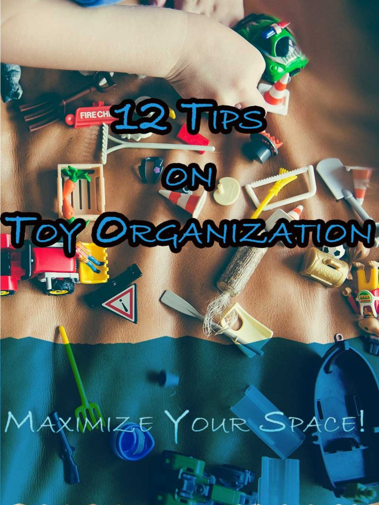 12 tips on toy organization - dreams and caffeine blog