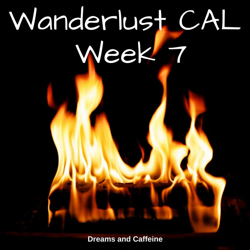 Wanderlust CAL Week 7