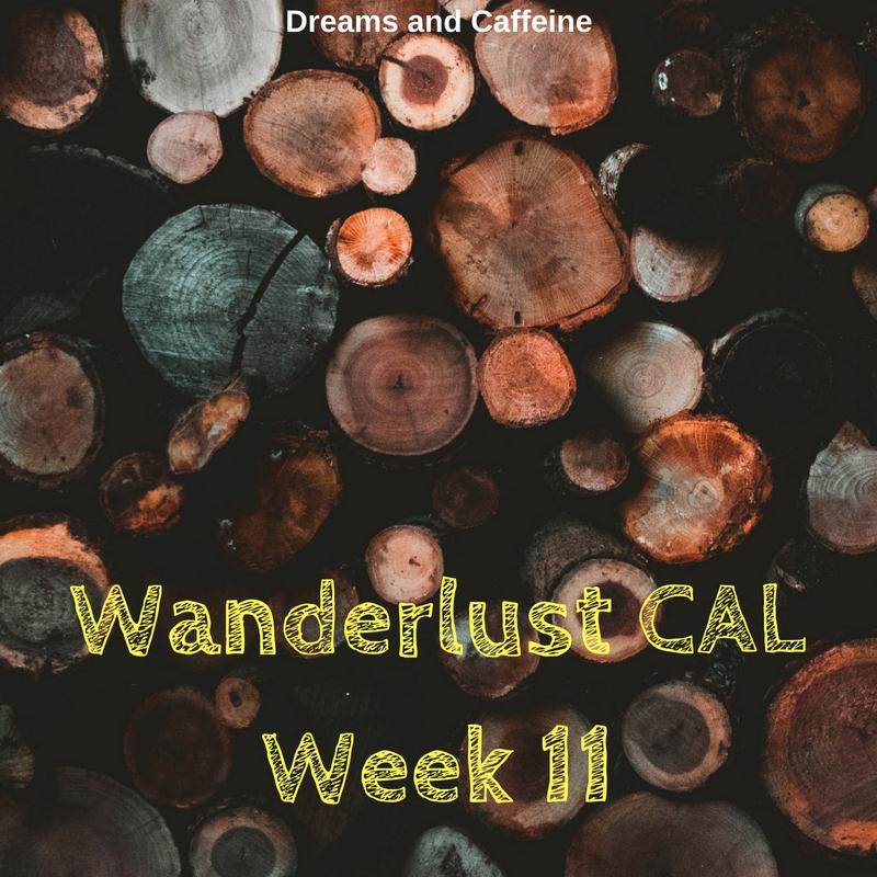 Wanderlust CAL Week 11